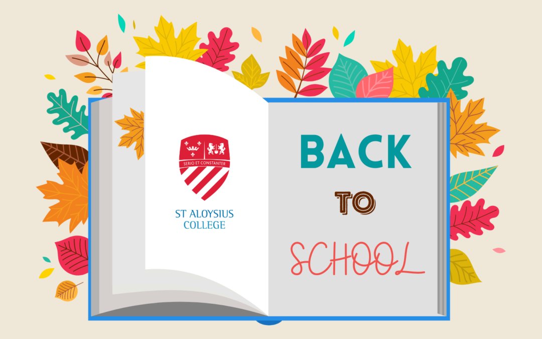 Back to School: Celebrating the first day at College